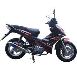 NEW GR125-F8(宽轮)